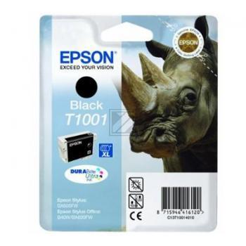 C13T10014010 / Black // original // Tinte f. Epson / C13T10014010