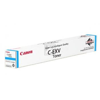 Canon Toner CEXV 51 Cyan (0482C002) 60k VE 1 Stüc / 0482C002