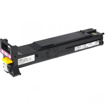 A06V352 QMS Toner für MC5550, magenta / A06V352 / 6.000 Seiten