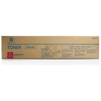 TN318M // Magenta // original // Toner f. Develop / A0DK3D3 / 8.000 Seiten