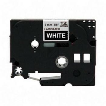 TZE325 // White on BK // original // Beschriftung / TZE325