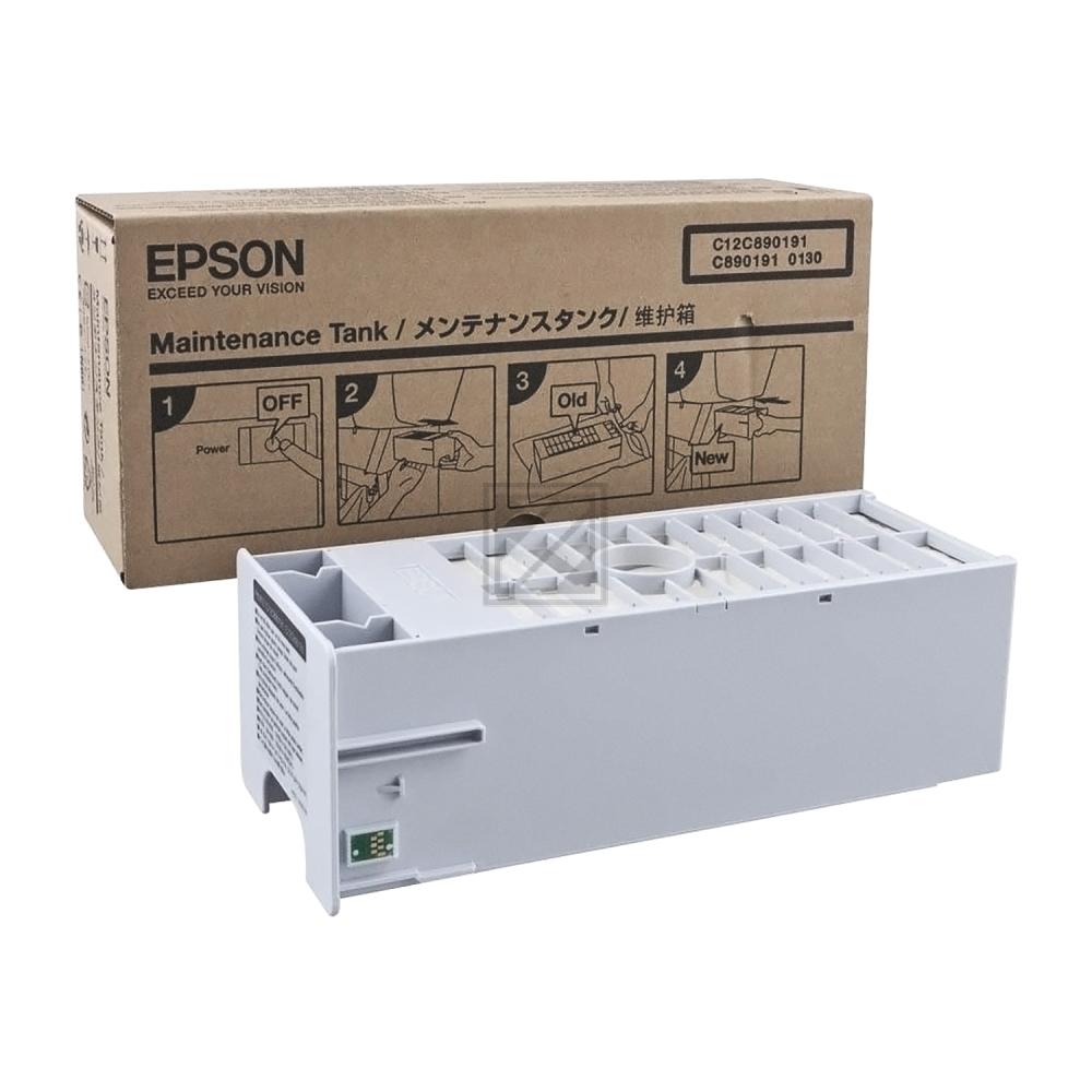 C890191 Wartungstank für Epson Stylus Pro 4000/440 / C12C890191 / 1554898