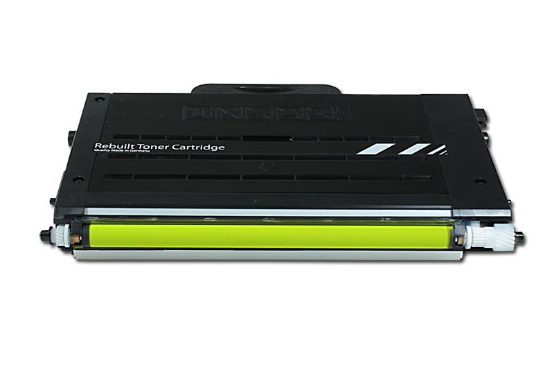 TONCLP500Y Alternativ Toner Yellow für Samsung  / CLP 500 D5Y/ELSK / 5.000 Seiten