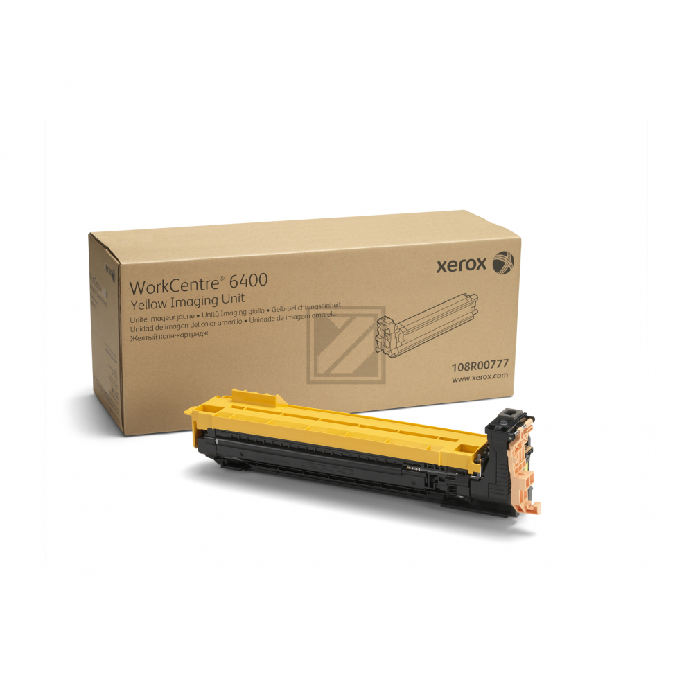 106R00777 // Yellow // original // Trommel f. Xero / 108R00777 // 106R00777 / 30.000 Seiten