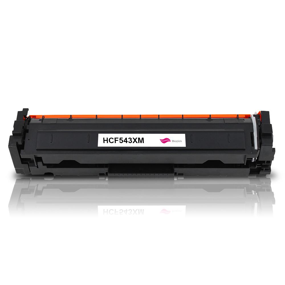 TONCF543X Alternativ Toner Magenta für HP / CF543X / 2.500 Seiten