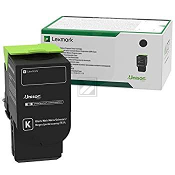 LEXMARK Toner 78C2XK0 schwarz / 78C2XK0