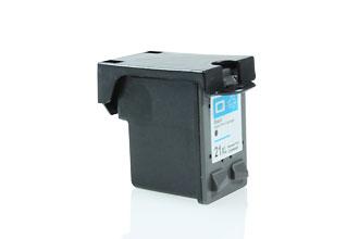 BULK 21 Alternativ Tinte Black für HP / C9351AE / 20ml