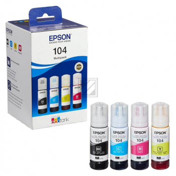 C13T00P640 EPSON ET2710 TINTE (4) CMYK / C13T00P640