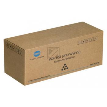 KonMin/Develop WX104 Waste Toner Bottle (A7XWWY2) / A7XWWY2