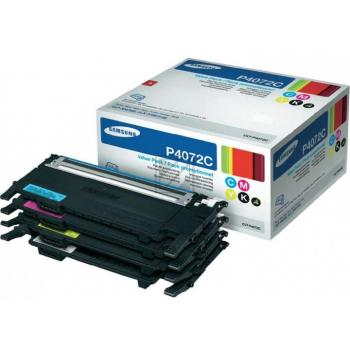 CLP320/CLTP4072C/ELS Original Rainbowkit(bcmy / CLTP4072C/SU382A/ELS/Bk x1.500S,(CMY)je x1.000S