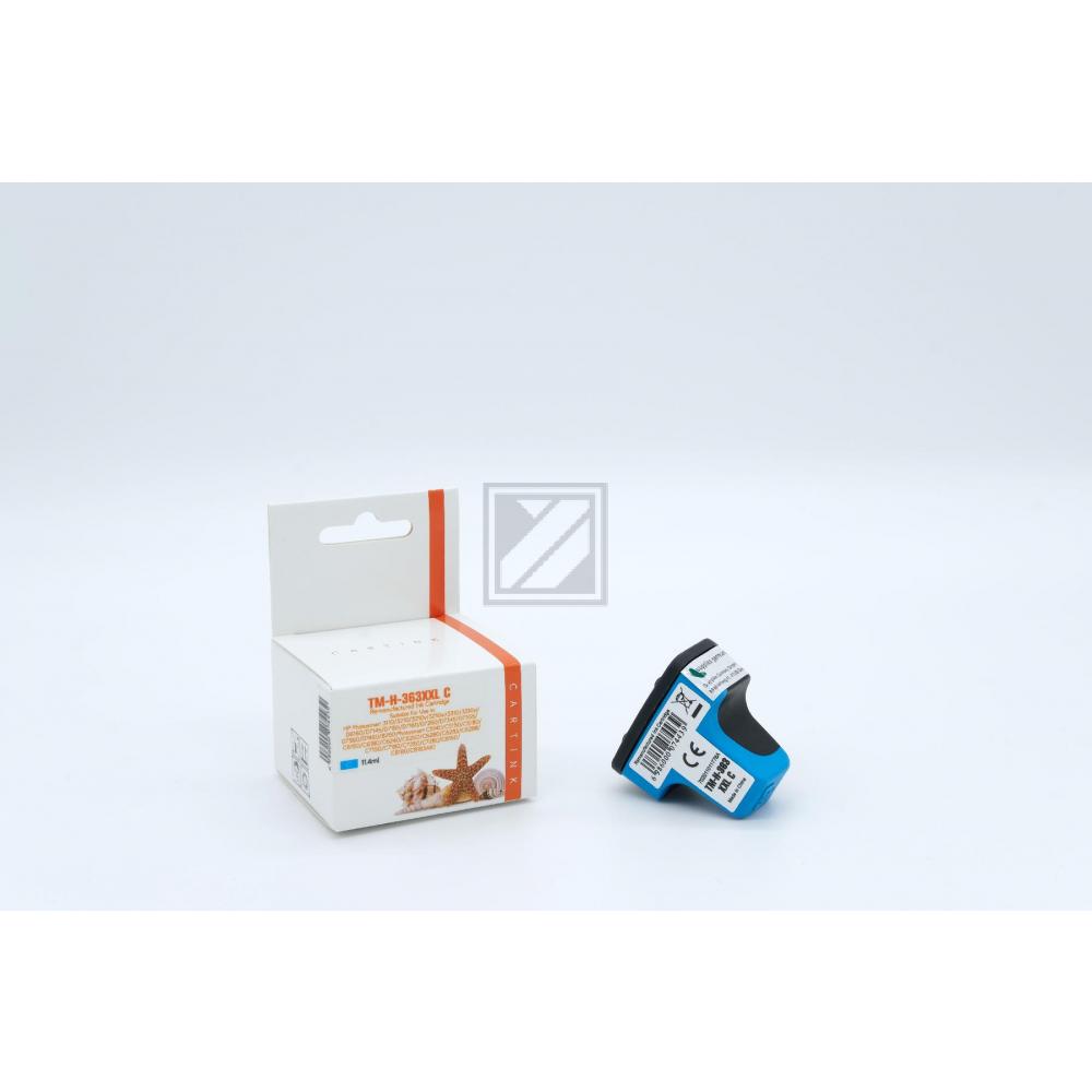 Refill Tinte Cyan für HP / C8771EE / 11,4ml