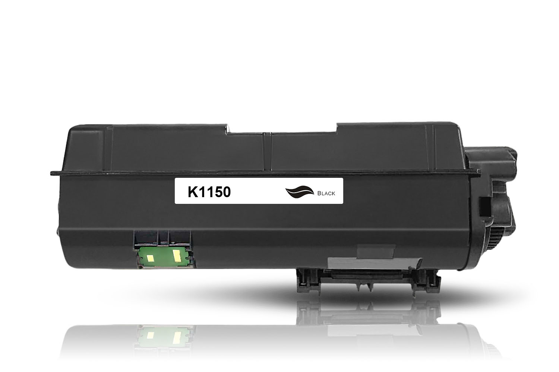 4er Set TONTK1150 Alternativ Toner Black für Kyoce / TK1150 / 4x3.000 Seiten