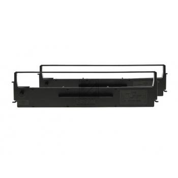 EPSON LX350/300/300II Tintenband schwarz 2 x4.0 / C13S015647