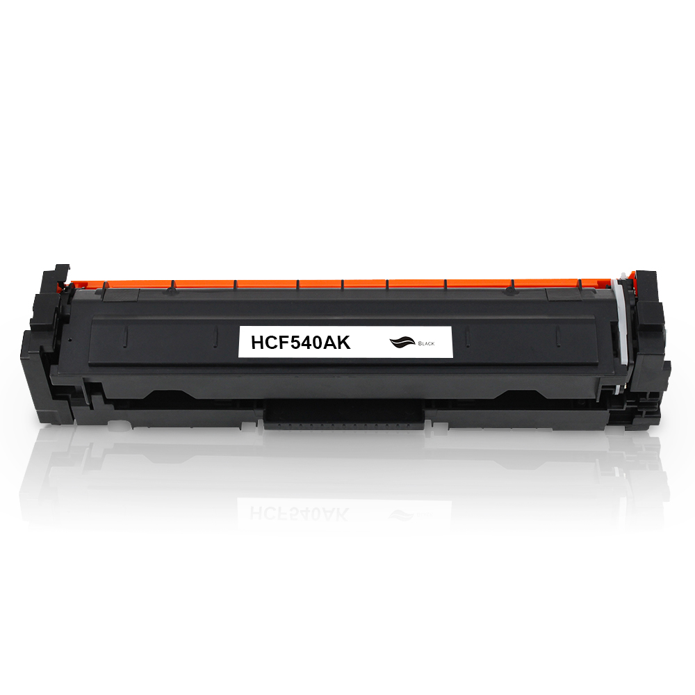 TONCF540A Alternativ Toner Black für HP / CF540A / 1.400 Seiten