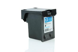 BULK 56A Alternativ Tinte Black für HP / C6656A / 19ml