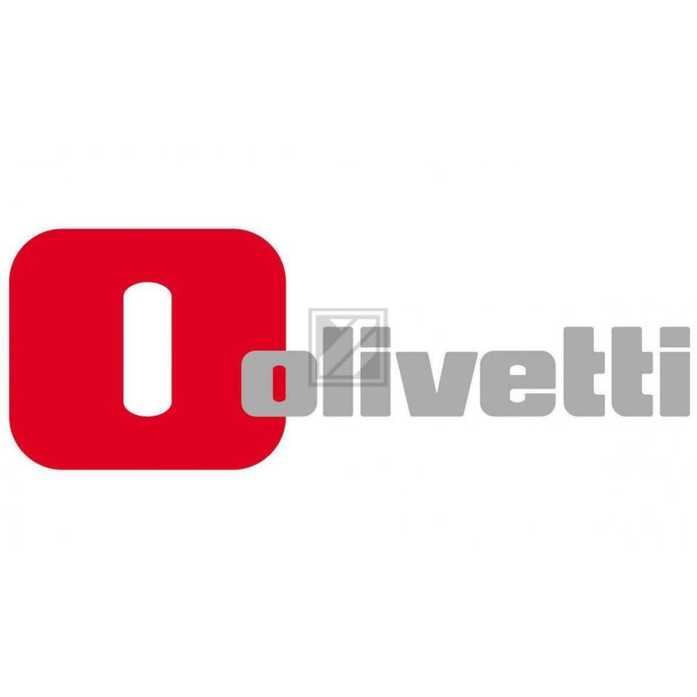 Olivetti Toner Cyan (B1256) 15k  VE 1 Stück für d / B1256