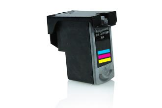 BULK CL41/51 Alternativ Tinte Color für Canon  / CL41/51 / 21ml