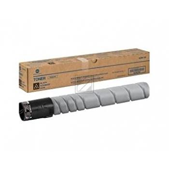 TN324K // A8DA150 // original Minolta Toner black / A8DA150 // 28.000 Seiten