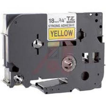 TZES641 / original / Farbband black yellow / TZES641