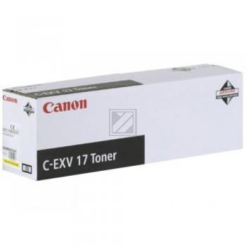 0259B002 CANON IRC4581I TONER YELLOW / 0259B002