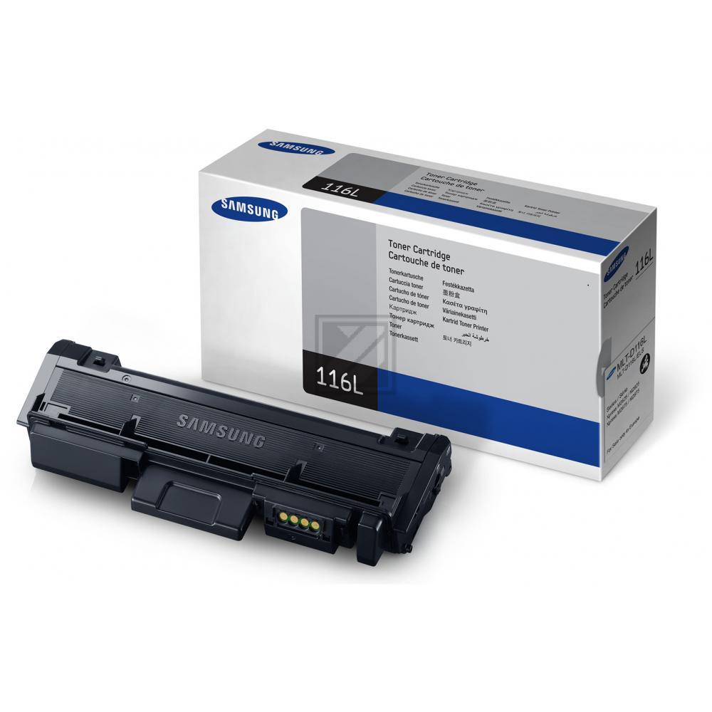 MLTD116L (HC) Toner f. Samsung SLM2625 / MLTD116LELS // SU828A / 3.000 Seiten