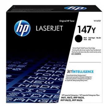 HP W1470YC Black Contract Original LaserJet Toner  / W1470YC