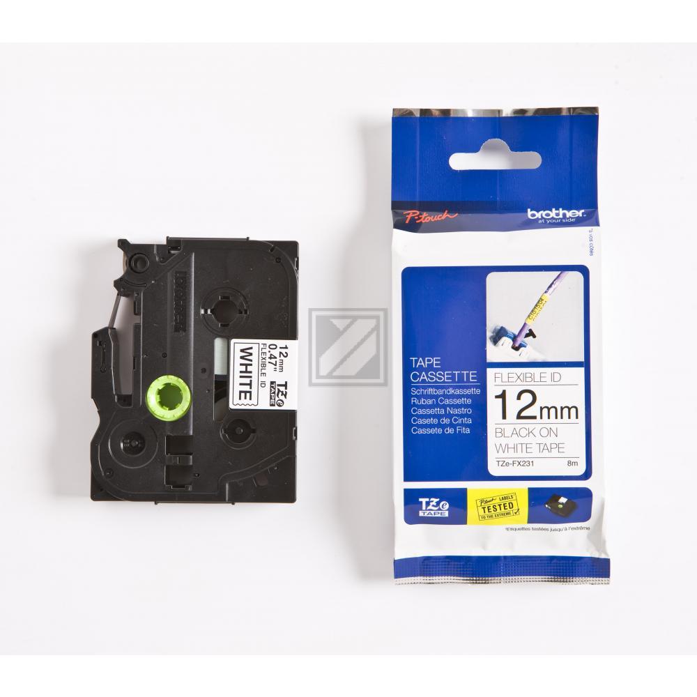 TZE231 CIV / original / Farbband black / TZE231CIV