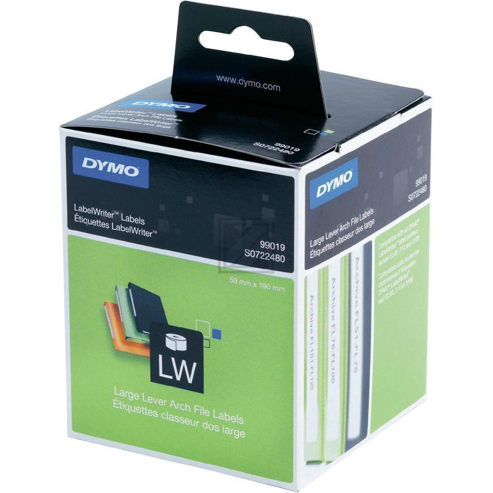 99019 // S0722480 // Dymo LabelwriterEtiketten 59 / 99019 // S0722480
