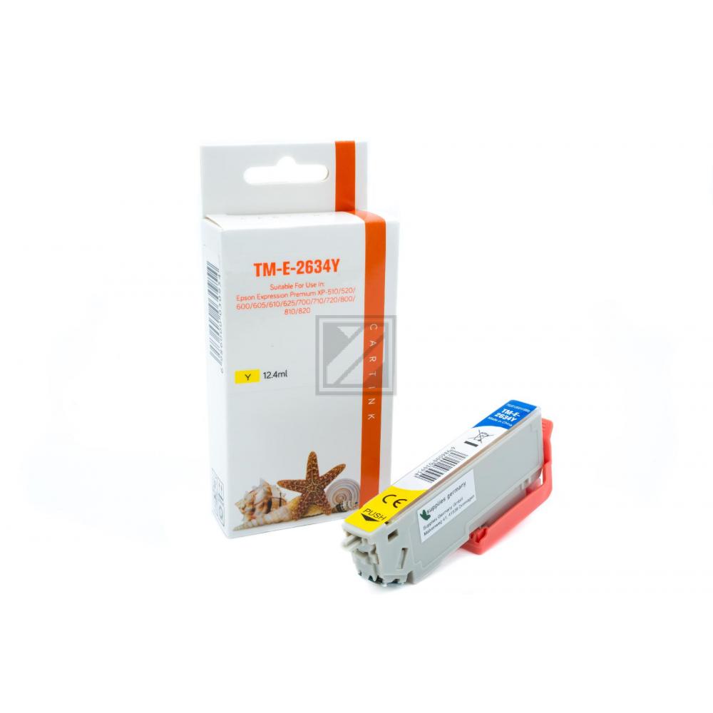 Alternativ Seestern Tinte Yellow / C13T26344010 / 12,4ml