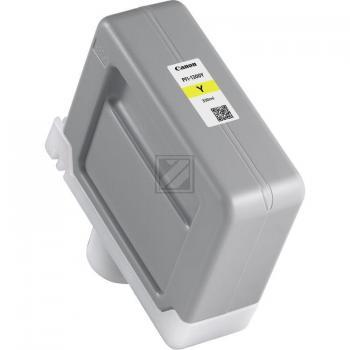 CANON PFI1300 Tinte gelb Standardkapazität 330ml  / 0814C001AA