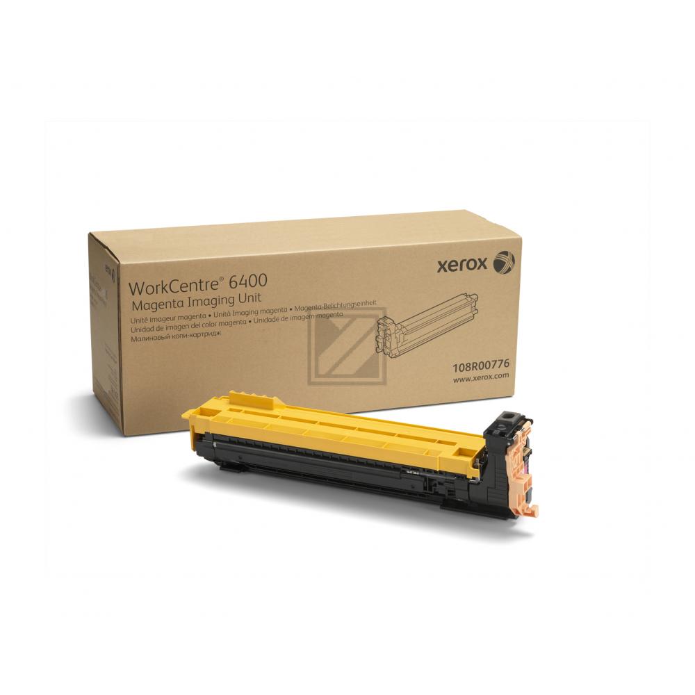 XEROX Trommel magenta WorkCentre 6400 Standardkapa / 108R00776