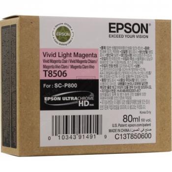 T8506 (C13T850600) / original / Tinte magental / C13T850600