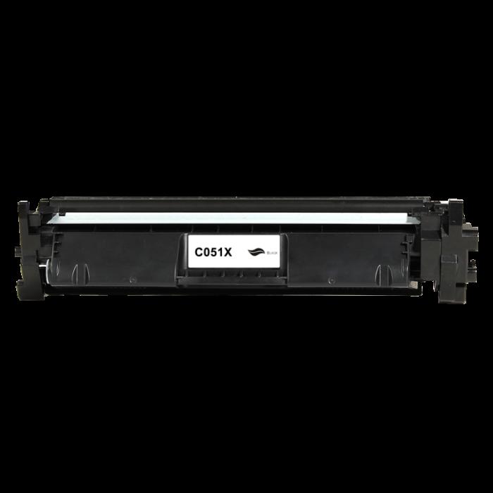 TON051H Alternativ Toner Black für Canon / 2169C002 / 4.000 Seiten