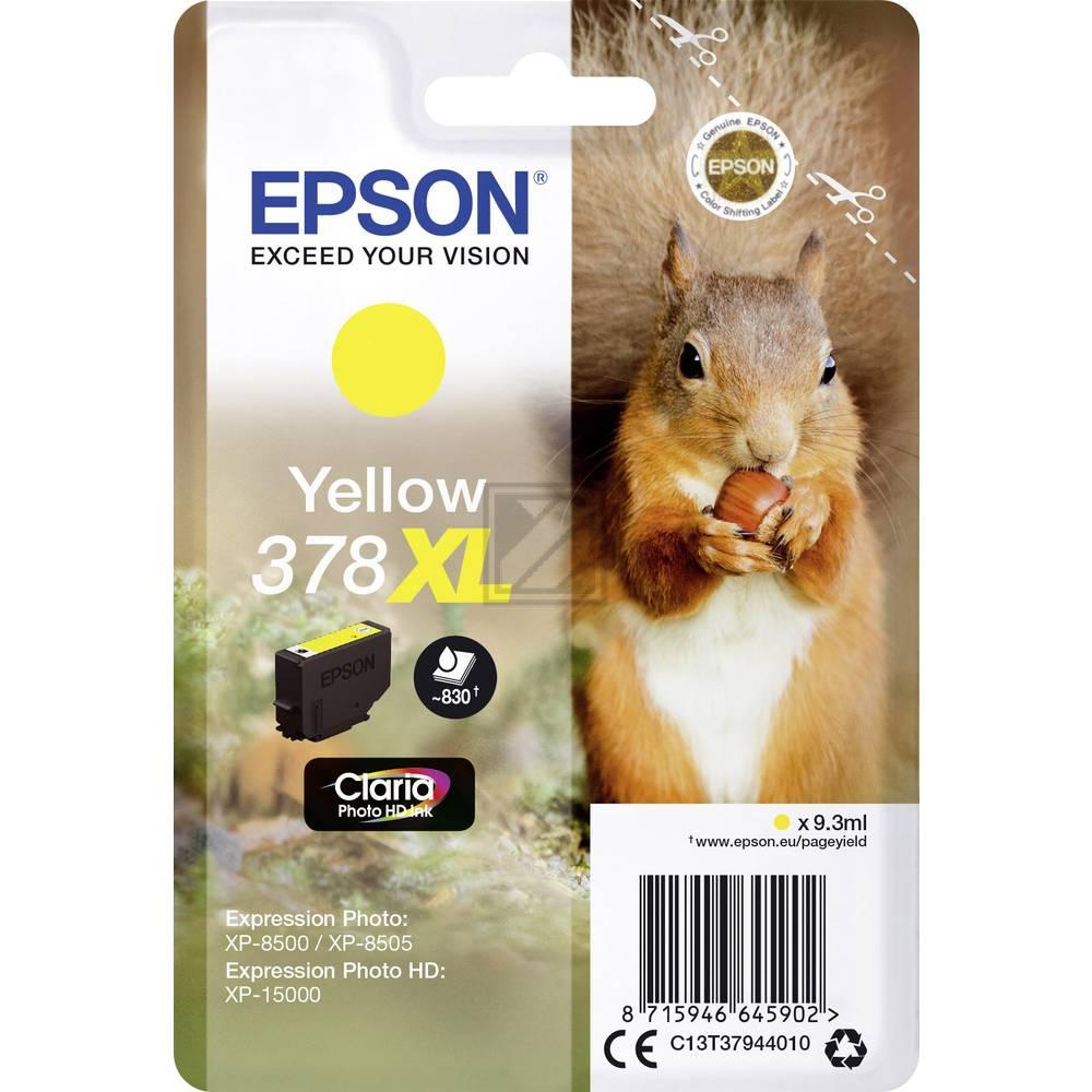 Epson Ink Cart. C13T378440 für Expression Premium  / C13T37844010