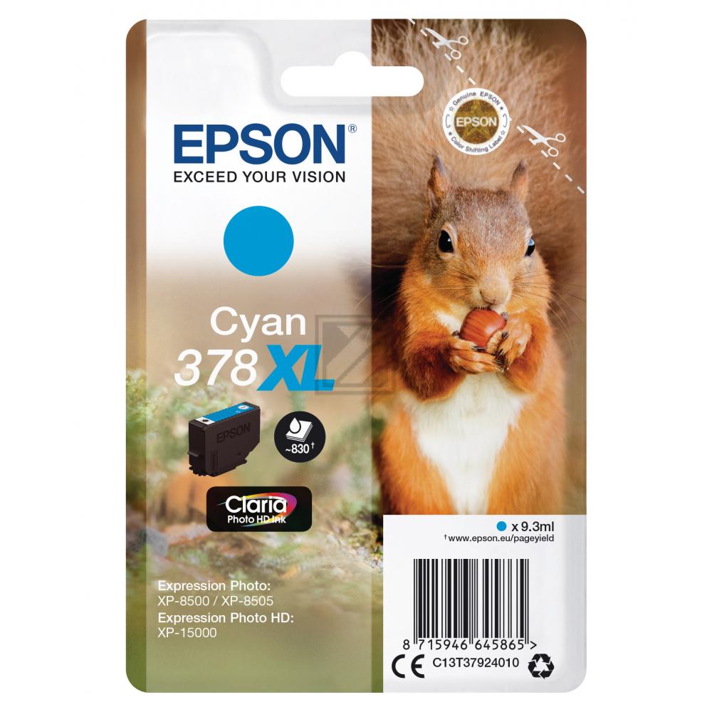 Epson Ink Cart. C13T379240 für Expression Premium  / C13T37924010