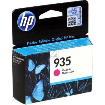 C2P21AE / Nr.935M Original Tinte Magenta für HP / C2P21AE / 4.5ml