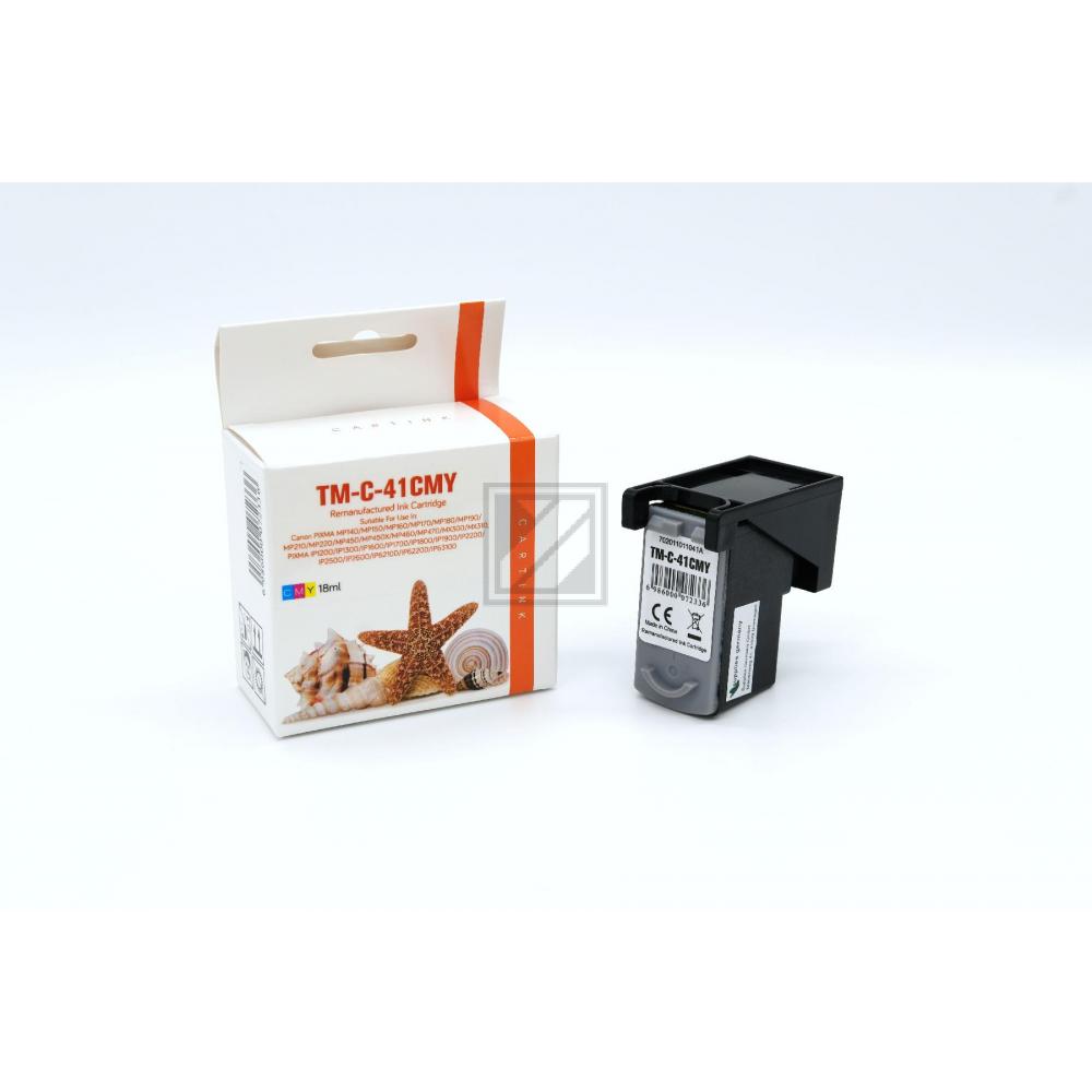 Refill Tinte Color für Canon  / CL41/51 / 21ml