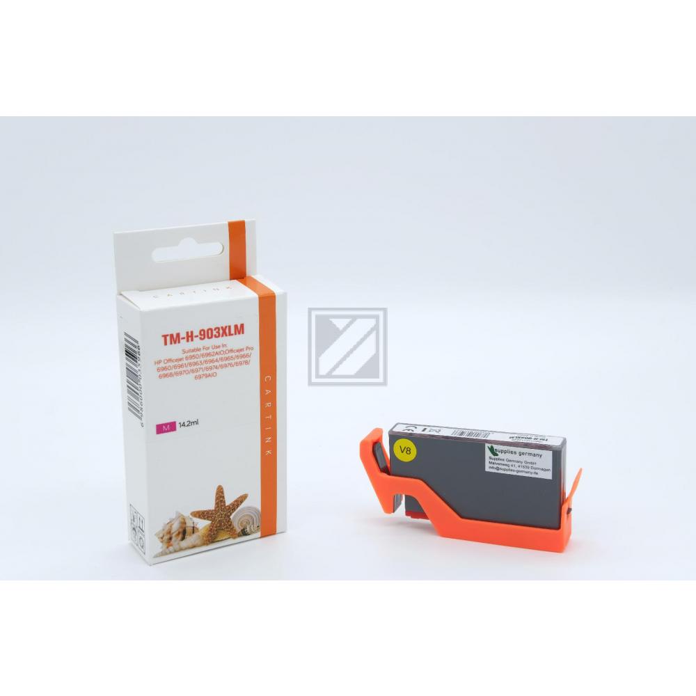 Refill Tinte Magenta für HP / T6M07AE / 14,2ml