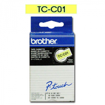TCC01 / original / Farbband black yellow / TCC01