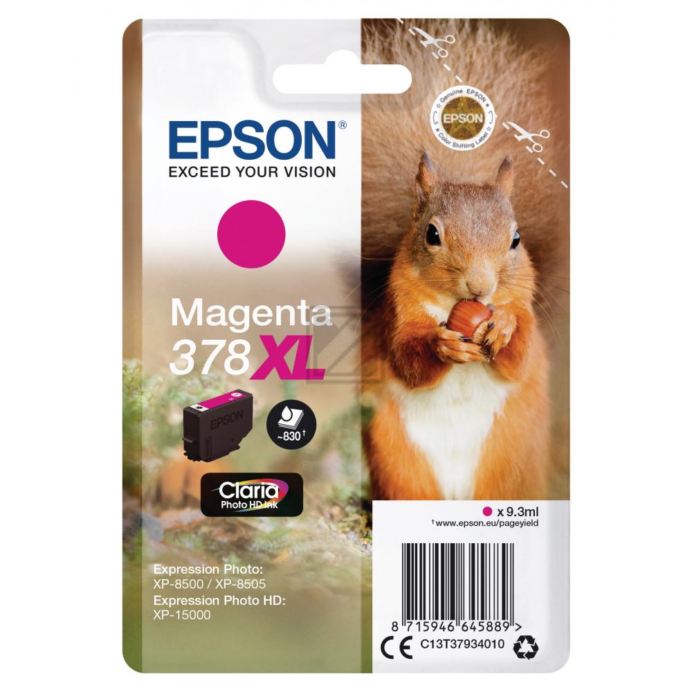 Epson Ink Cart. C13T379340 für Expression Premium  / C13T37934010