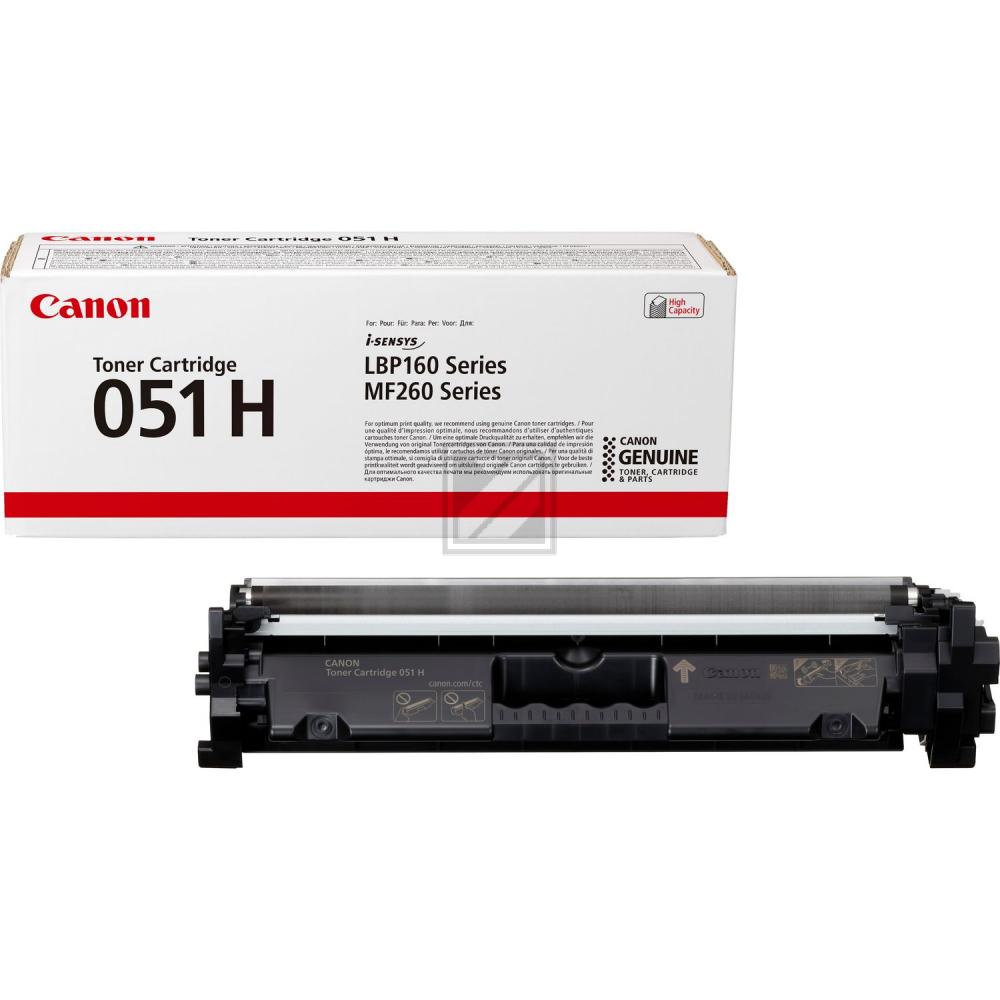 2169C002 // CANON CRG 051 H Toner / 2169C002