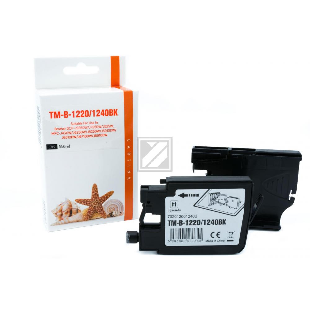 Alternativ Seestern Tinte Black / LC1240BK / 15,6ml