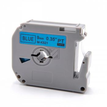 MK521 //BK on Blue // original // Beschriftungs / MK521BZ // MK521