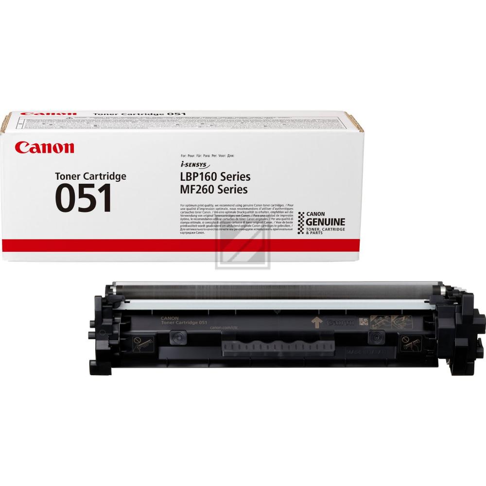 2168C002 // Canon TonerCartridge 051BK / 2168C002