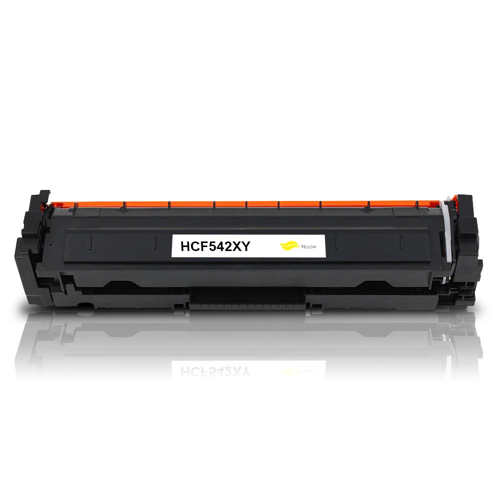 TONCF542X Alternativ Toner Yellow für HP / CF542X / 2.500 Seiten