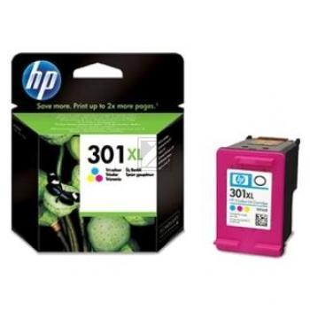 CH564EE / Nr.301XLC Original Tinte Color für HP / CH564EE /  8 ml