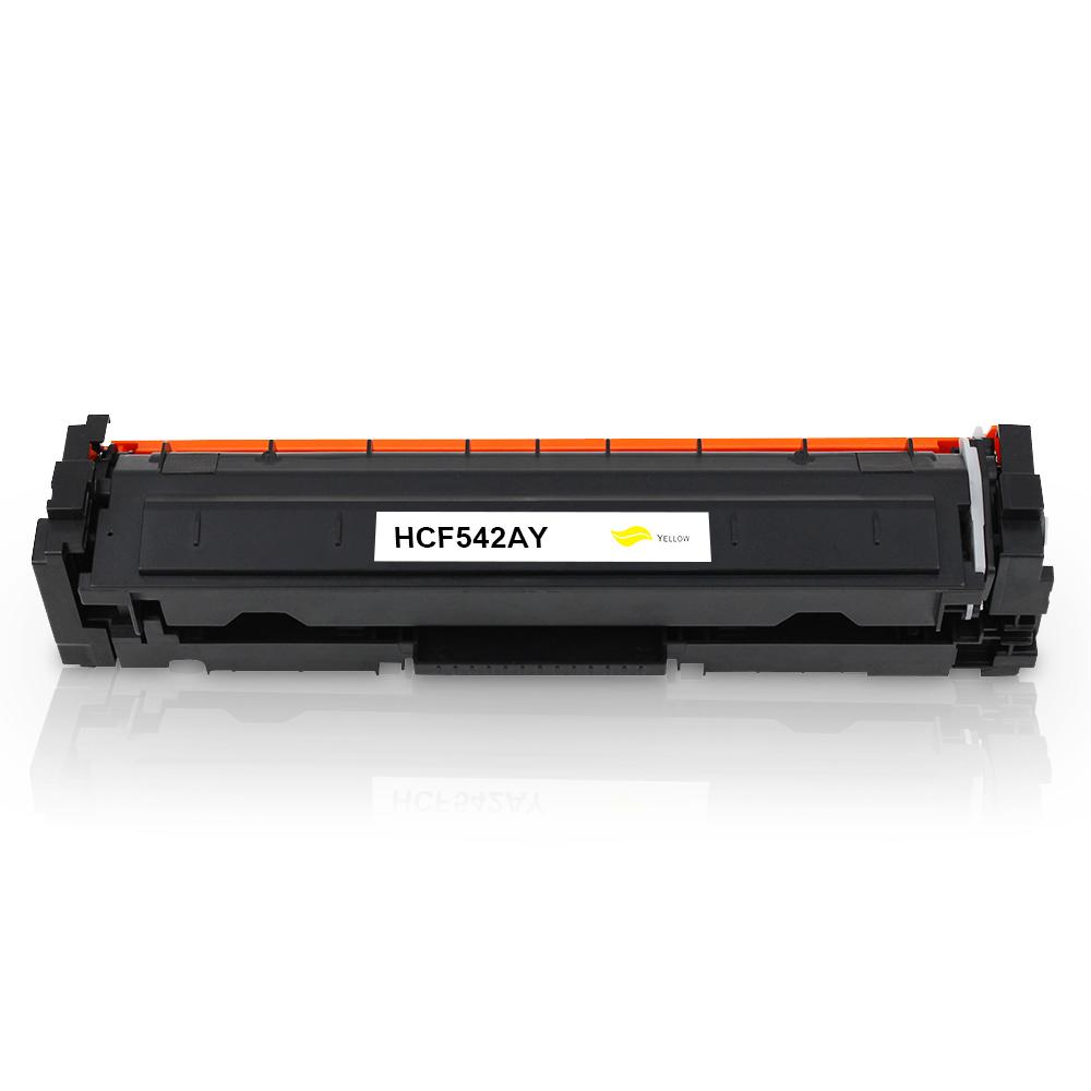 TONCF542A Alternativ Toner Yellow für HP / CF542A / 1.300 Seiten
