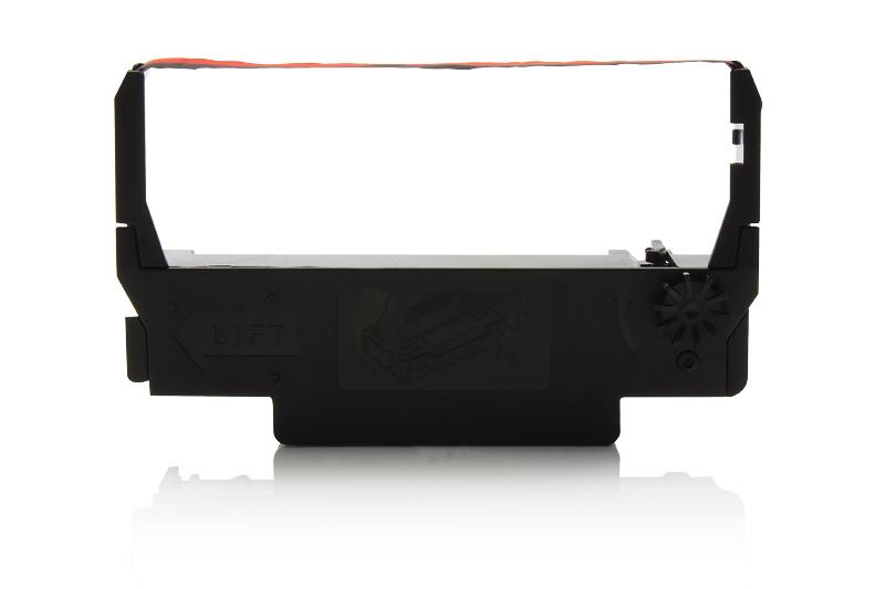 Farbband für Epson ERC 30/34/38, schwarz/rot