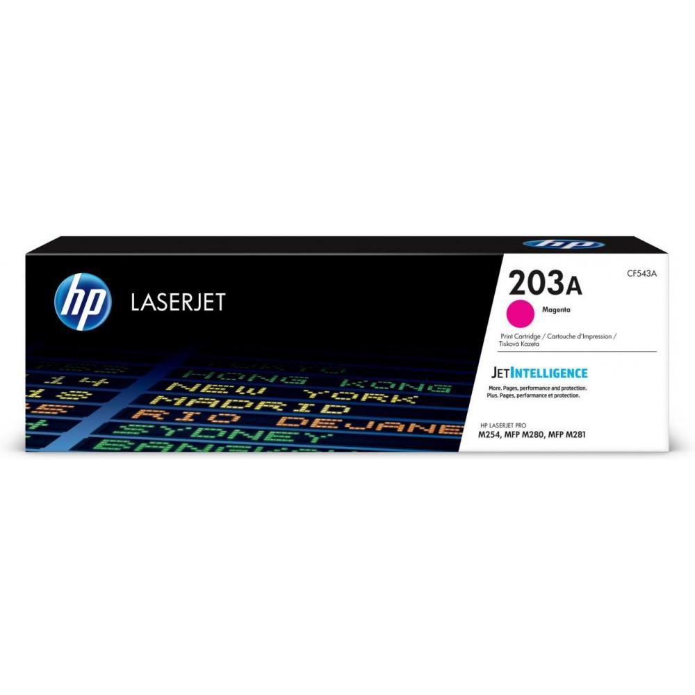 HP Toner CF543A203A magenta / CF543A