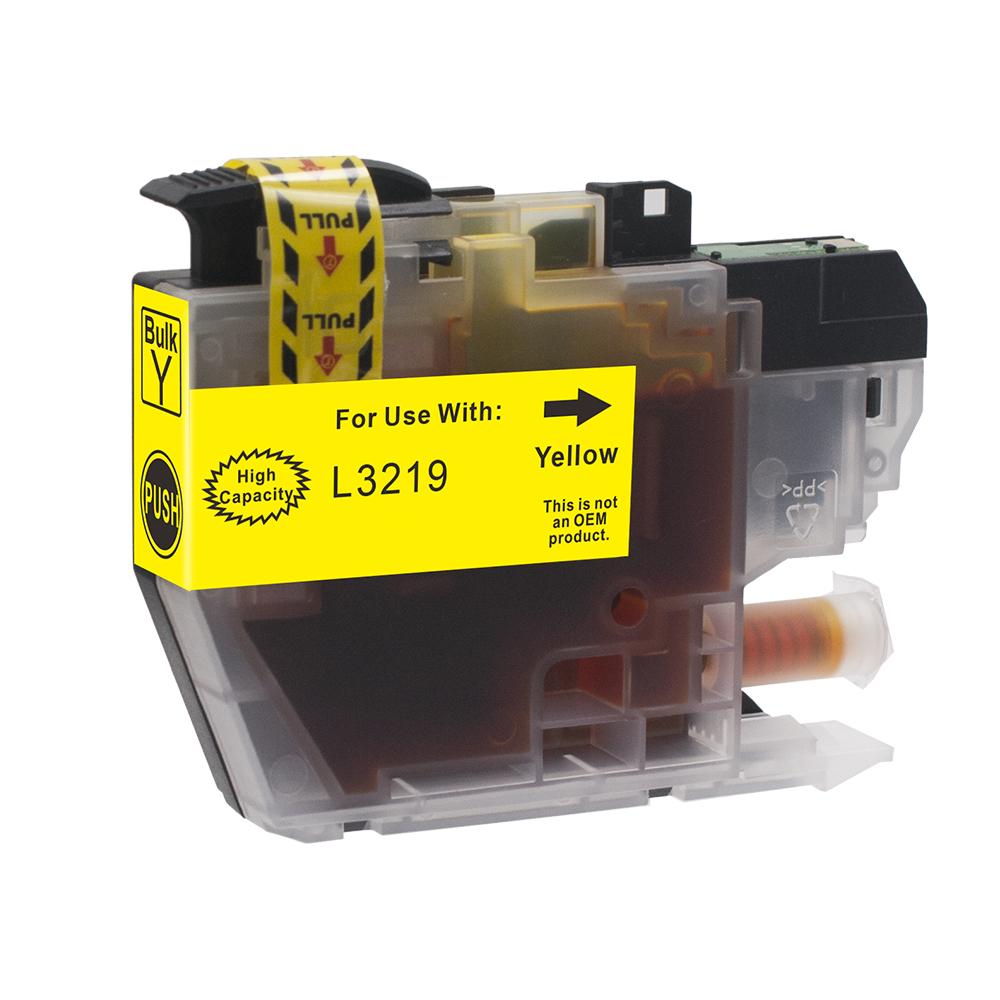 LC3219Y Alternativ Seestern Tinte Yellow für Br / LC3219Y / 17ml